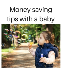 Money saving tips with a baby (1)